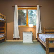 retreat lodging at CPBC