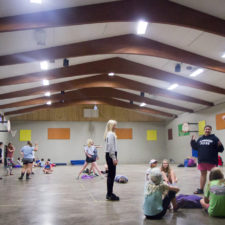 indoor recreation for retreat at CPBC