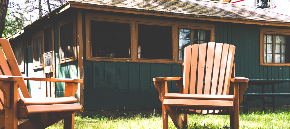 Rustic Cabins - Covenant Pines Ministries