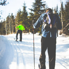 retreat winter recreation adventurous christians
