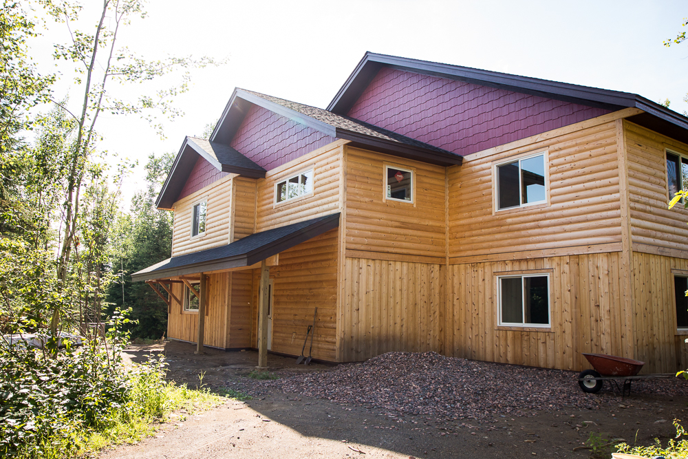 The Newest Building At Adventurous S Is Our Retreat It Sleeps Up To 40 A Year Round Cabin And Has Large Common Meeting E